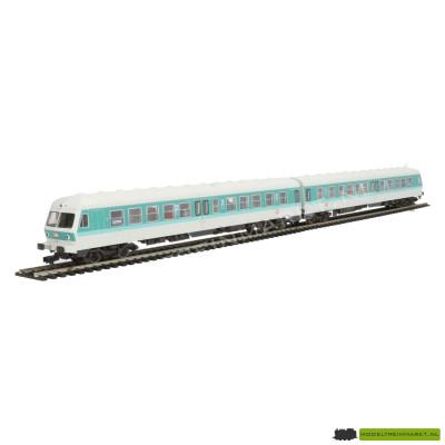 4438 Fleischmann br614 dieseltreinstel