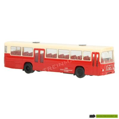 831470 Herpa MAN SÜ 240 stadsbus VAG Nurnberg