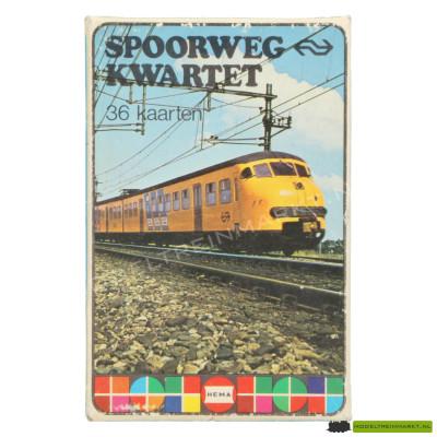 Spoorweg kwartet NS