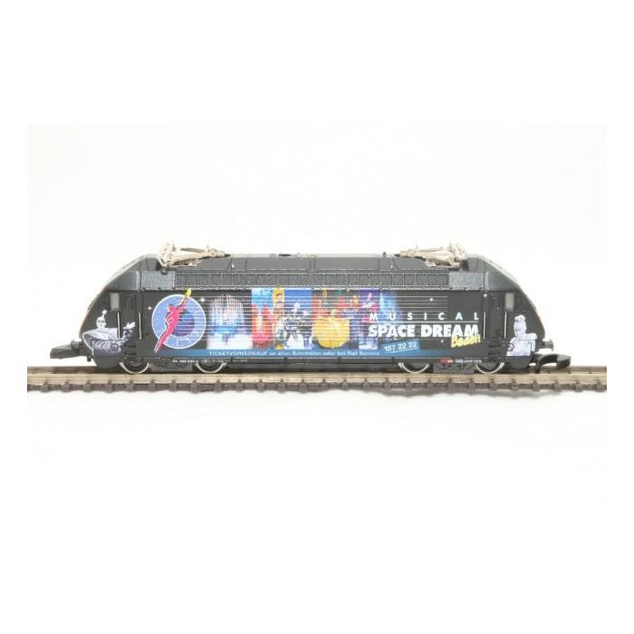 88453 Elektrische locomotief 460
