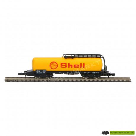 """8625 Märklin Ketelwagen """"Shell"""" donker geel"""