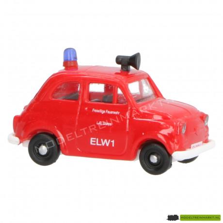 """00520 I.M.U. Fiat 500 Brandweer """"Flory I"""""""