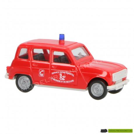 084048 Herpa Renault R4 Brandweer