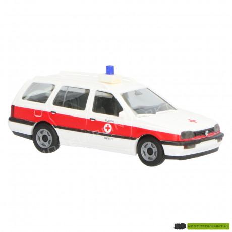042338 Herpa Volkswagen Golf Variant Ambulance