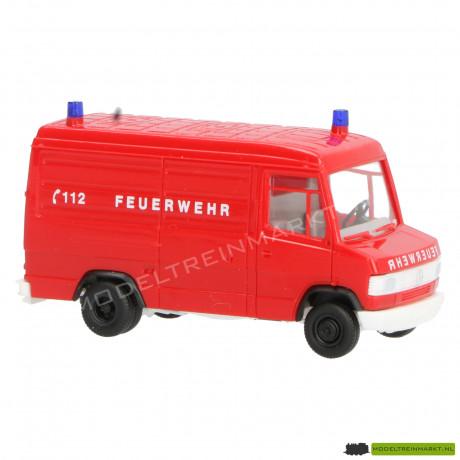 """041423 Herpa Mercedes-Benz 609 D """"Feuerwehr"""""""