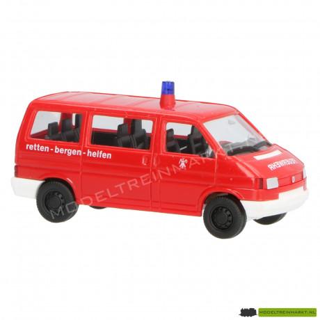 """041904 Herpa Volkswagen T4 Caravelle """"Feuerwehr"""""""