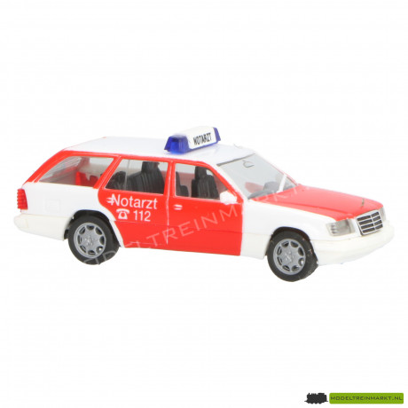 "042055 Herpa Mercedes-Benz E320 T-Model ""Feuerwehr-Notarzt"""