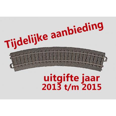 24130 Märklin C-rail uitgifte 2013-2015