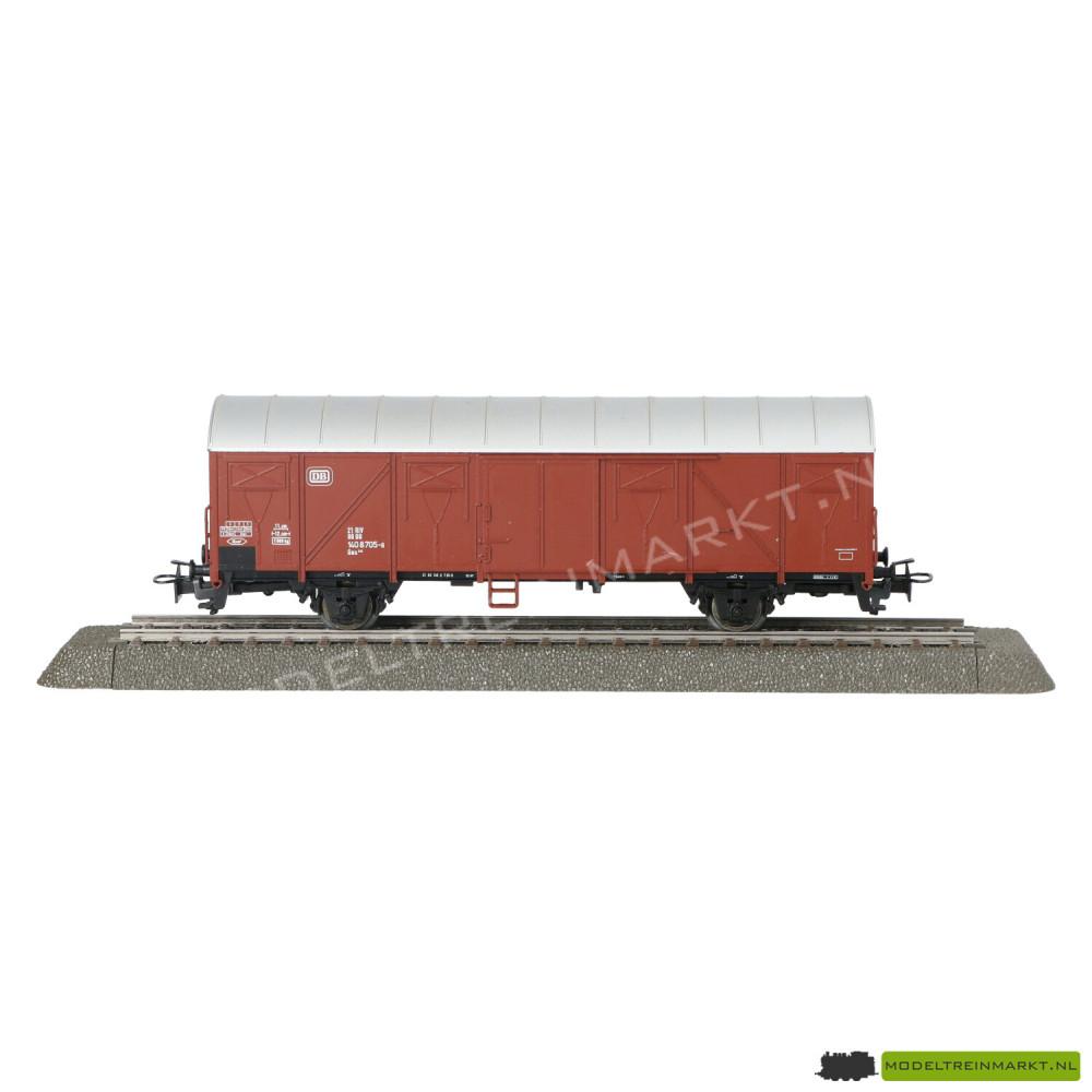 4710 Märklin gesloten wagon (DB-logo aan de zijkant)