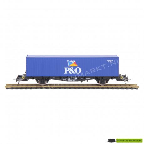 5239K Fleischmann Containerwagen DB 'P&O'