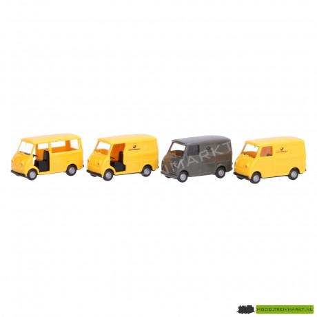 Brekina Historische Fahrzeuge der Deutsche Post serie 13 (Der Goggomobil-Transporter TL 300)