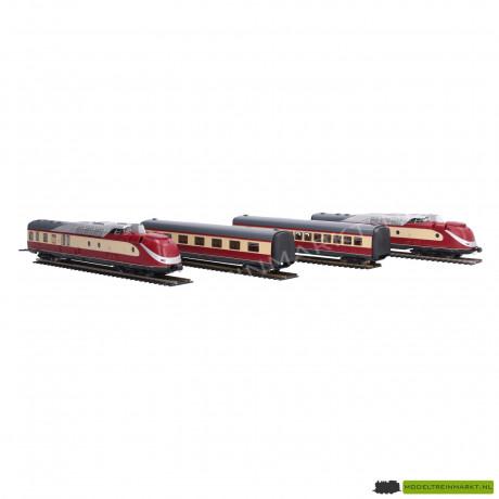 63105 Roco 4-delig TEE gasturbine-treinstel BR 602