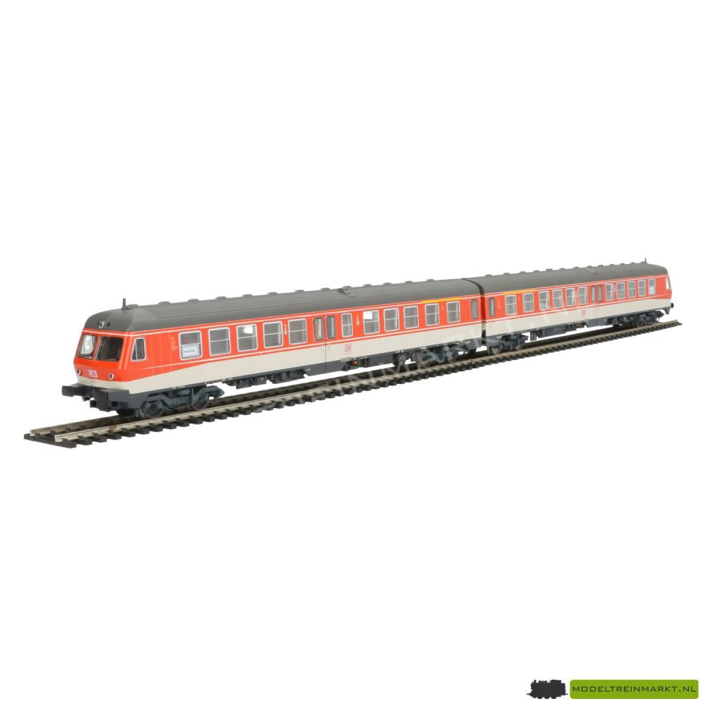 copy of 4431 K Fleischmann dieseltreinstel  br614