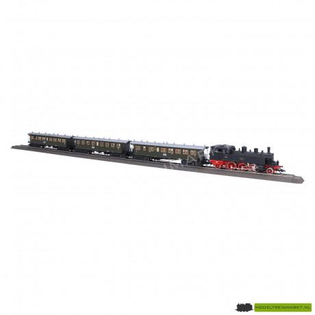 2665 Märklin Personentrein met tenderloc BR 75 DRG