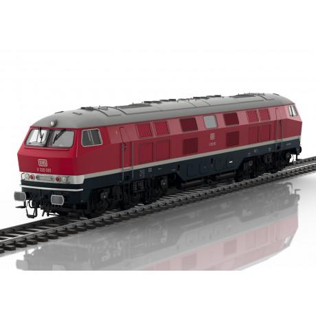 55320 Märklin Diesellocomotief serie V 320
