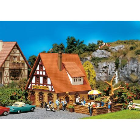 130314 Faller Pension Zur Krone