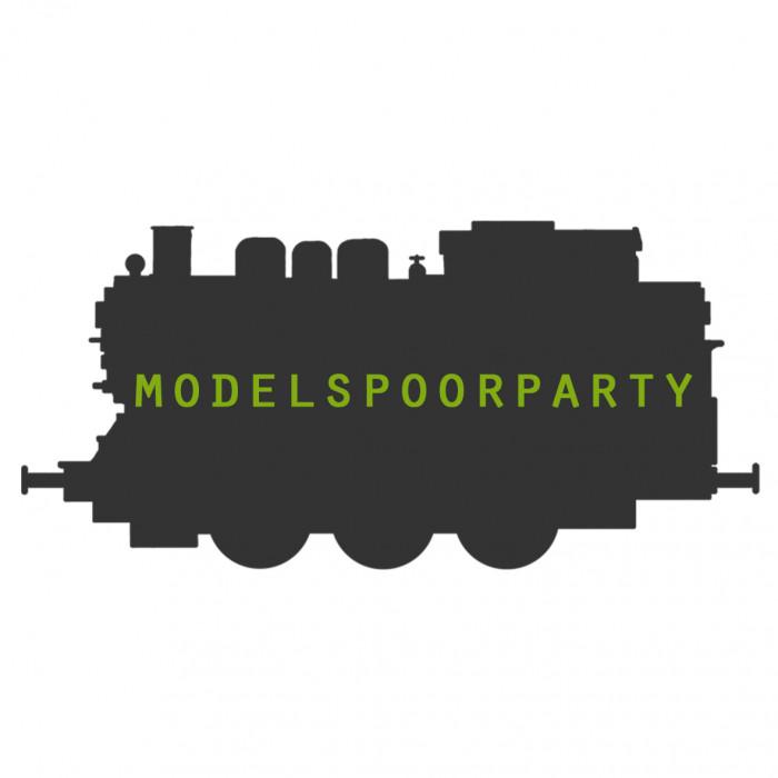 Modelspoorparty Zaterdag 6 juni