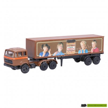 Efsi vrachtwagen 'Calvé Pindakaas'