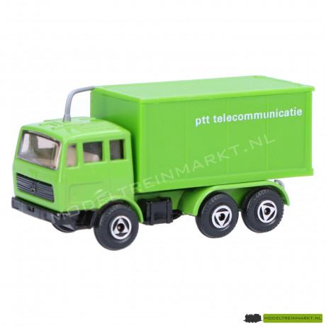 Efsi vrachtauto 'PTT' kort