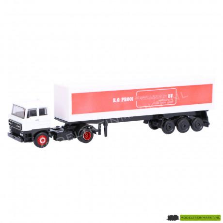 Efsi vrachtwagen 'R.G. Prooi Wegtransport'