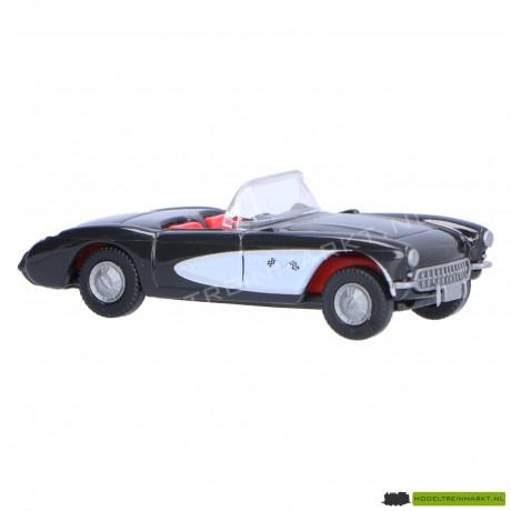 Praliné '57 Corvette zwart