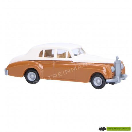 84400 Praliné Rolls-Royce bruin/wit