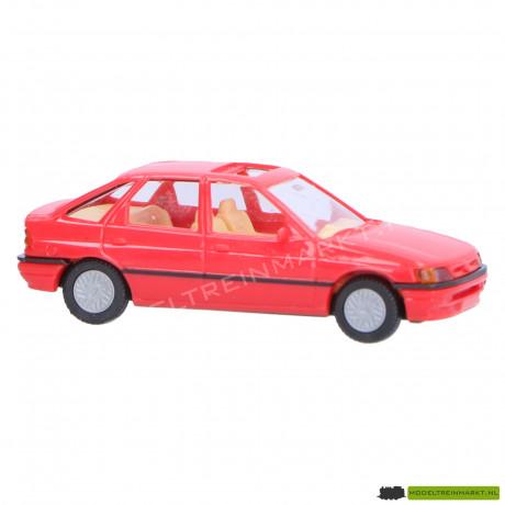5703 Praliné Ford Escort Ghia rood