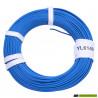 LivY-Toy Koperdraad 0,50 mm² 40 m Blauw