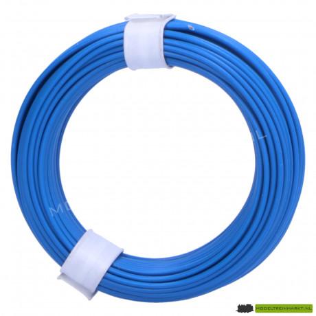 LivY-Toy Koperdraad 0,14 mm² 10 m Blauw