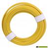LivY-Toy Koperdraad 0,14 mm² 10 m Geel