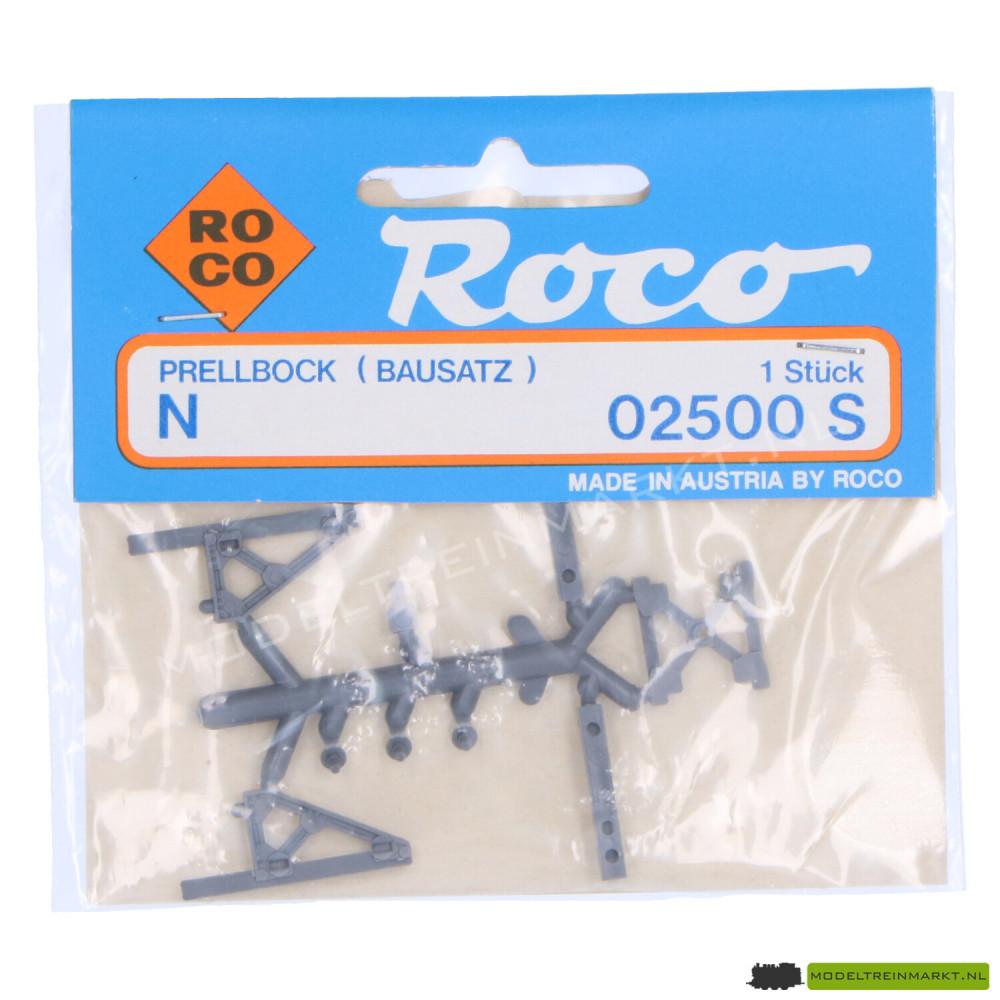 02500S Roco Stootblok (bouwpakket)