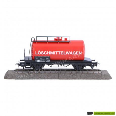 Uit 29750/29755 Marklin blusmiddelenwagen