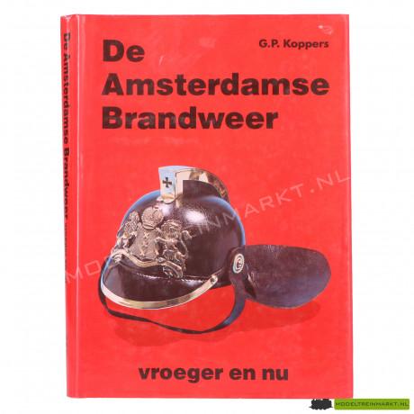 De Amsterdamse brandweer - G.P. Koppers