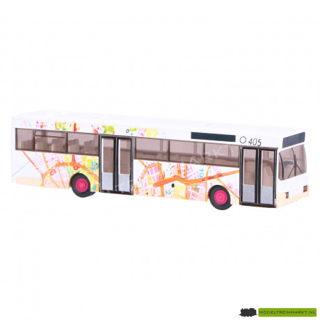 70201 Wiking Mercedes-Benz O 405 Stadsbus