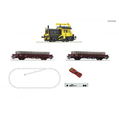 51333 Roco Startset NS goederentrein Sik met Z21 centrale