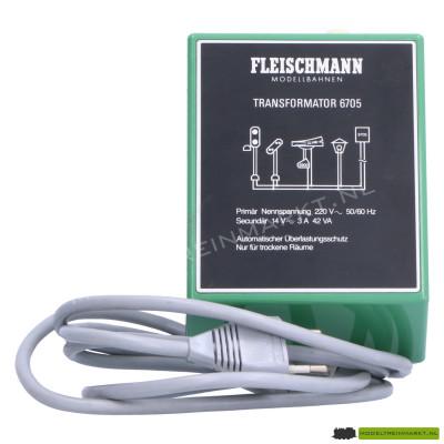 6705 Fleischmann Krachtige lichttransformator