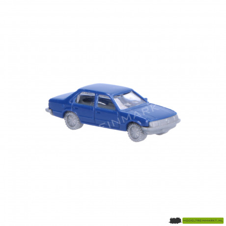Fleischmann Opel Record blauw