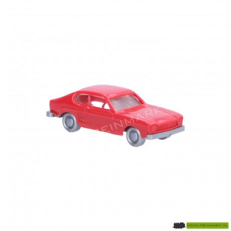 Wiking Ford Capri rood