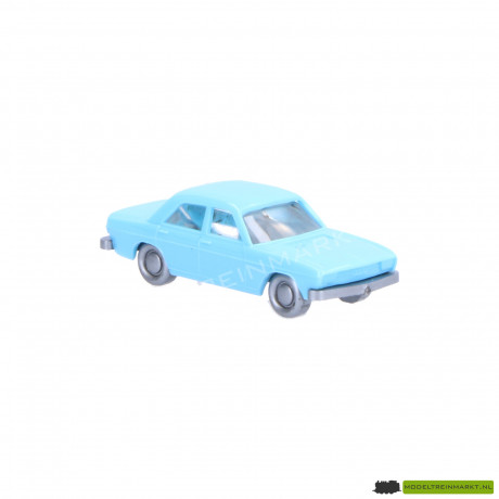 Wiking Audi 100 blauw