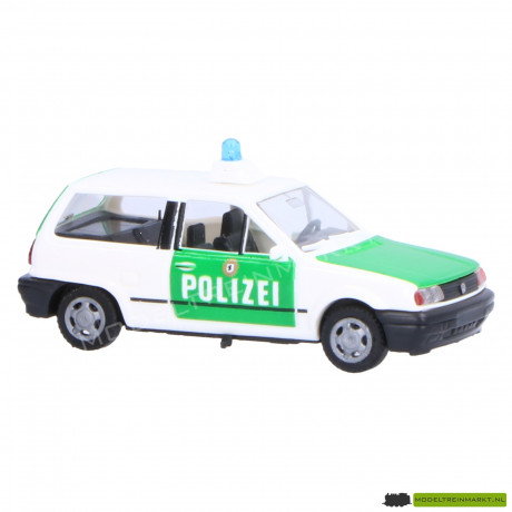 "0041-1 AWM Automodelle Volkswagen Polo Fox ""Polizei"""
