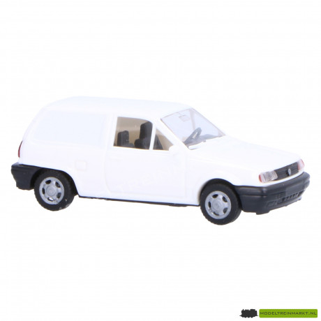 0050 AWM Automodelle Volkswagen Polo Fox wit