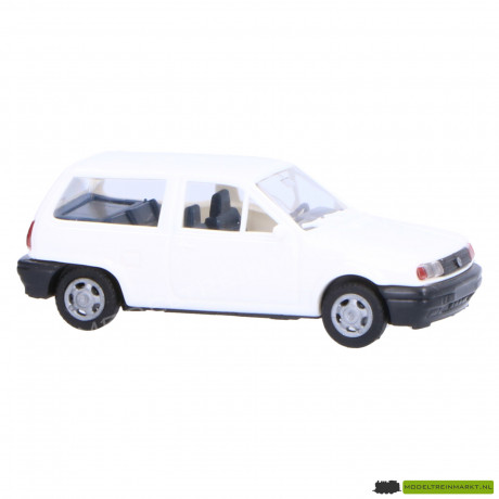 0040 AWM Automodelle Volkswagen Polo Fox wit