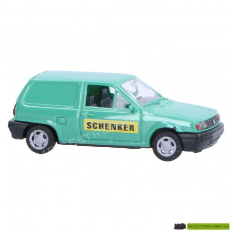 """0055-03 AWM Automodelle Volkswagen Polo Fox """"Schenker"""""""