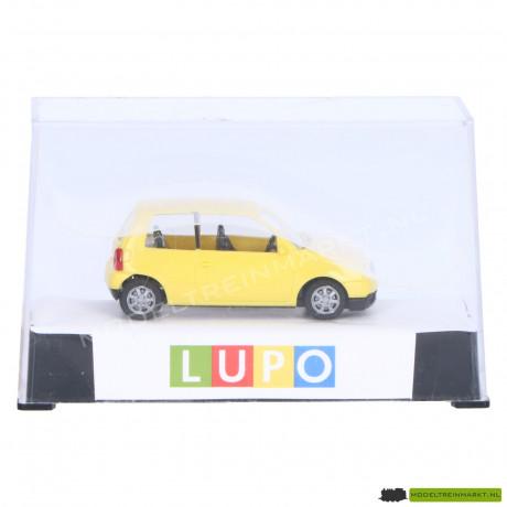 AWM Automodelle Volkswagen Lupo geel