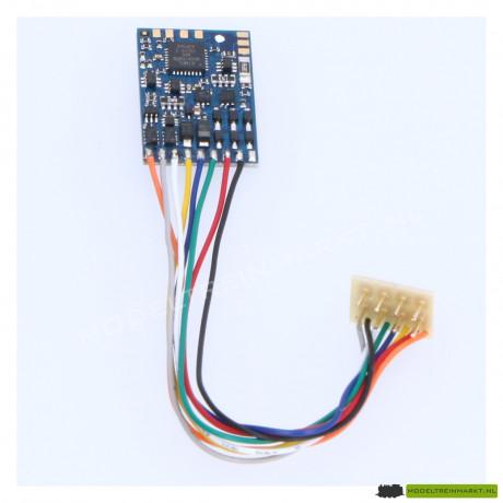 5245 Viessmann Locdecoder met 8-polige stekker NEM652