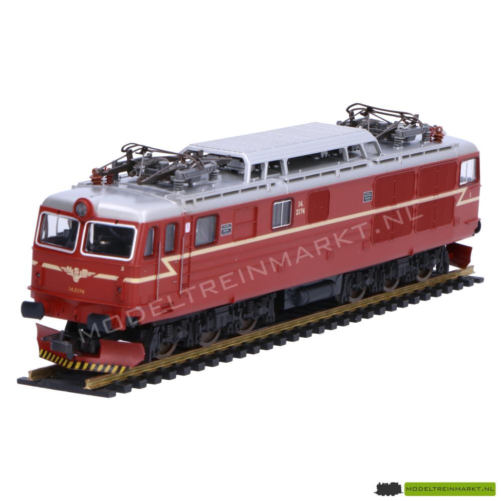 208266L Lima Elektrische locomotief NSB