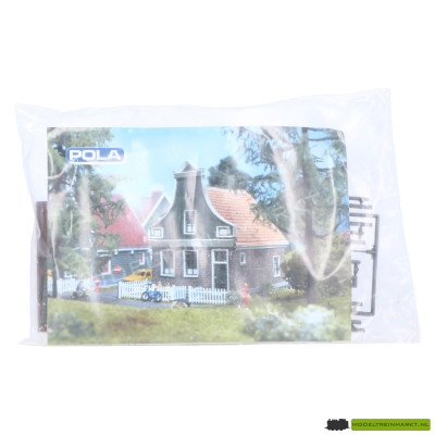 507 Pola Bouwpakket Zaans huisje