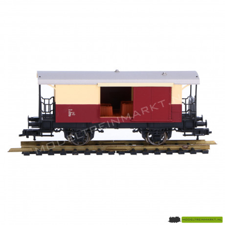 5054 01 K Fleischmann Personenrijtuig 2e klas DR bagage