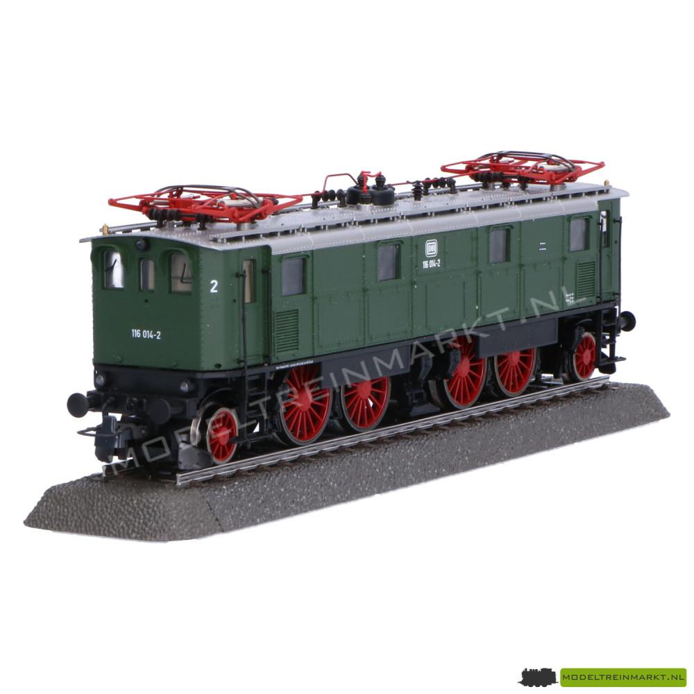 69623 Roco elektrische locomotief E116 DB wisselstroom uitvoering