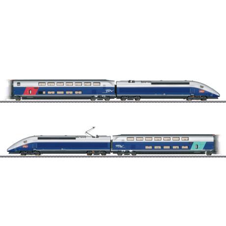 37793 Märklin TGV Euroduplex